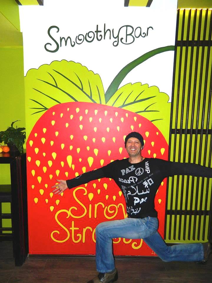 smoothy bar
